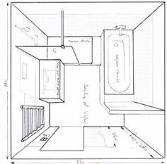 Plan & perspective 3D