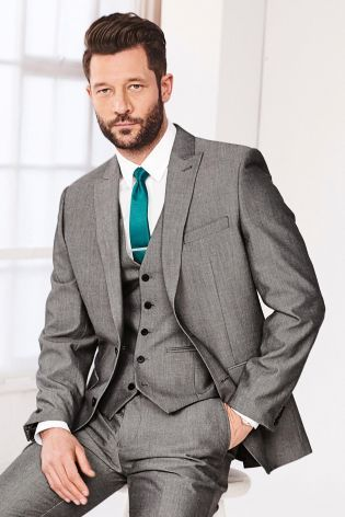 How To Wear A Light Grey Suit Hardon Clothes