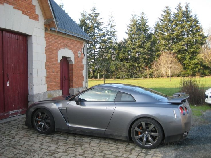 RaceCarAds - Race Cars For Sale » NISSAN GTR 3.8 FOR SALE