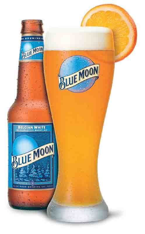 Blue Moon - kind of mainstream, but I seriously crave this in this AZ summers! One of the classic wheat-citrus flavors.