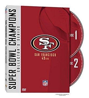 Joe Montana & Jerry Rice - NFL Super Bowl Collection - San Francisco 49ers