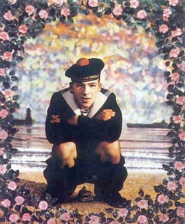 94 best images about pierre et gilles on pinterest posts triangles and saint john. Black Bedroom Furniture Sets. Home Design Ideas