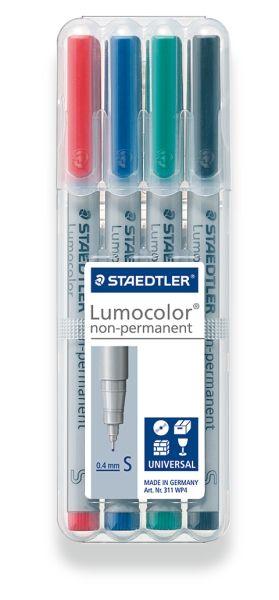 Marking, Non-permanent, Lumocolor Non-Permanent Sets| STAEDTLER Mars Limited