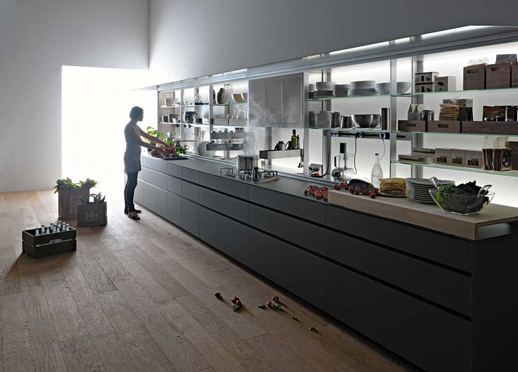 Valcucine Kitchens (roger sellers)