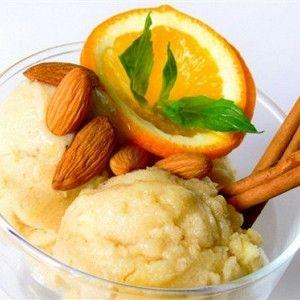 Мороженое фруктовое