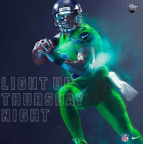 Seattle Seahawks | Action Green | Thursday Night Football