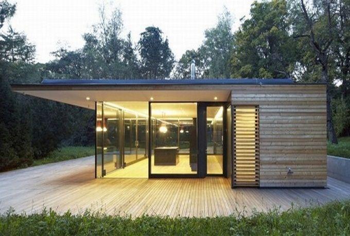 Modern huis laten bouwen neem vrijblijvend contact met for Houten huis laten bouwen