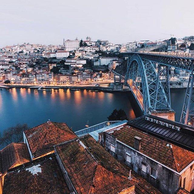 PORTO, PORTUGAL. @robertopovero #porto #portugal #europe #travel #cities__world #порту #португалия #европа #туризм #🇵🇹