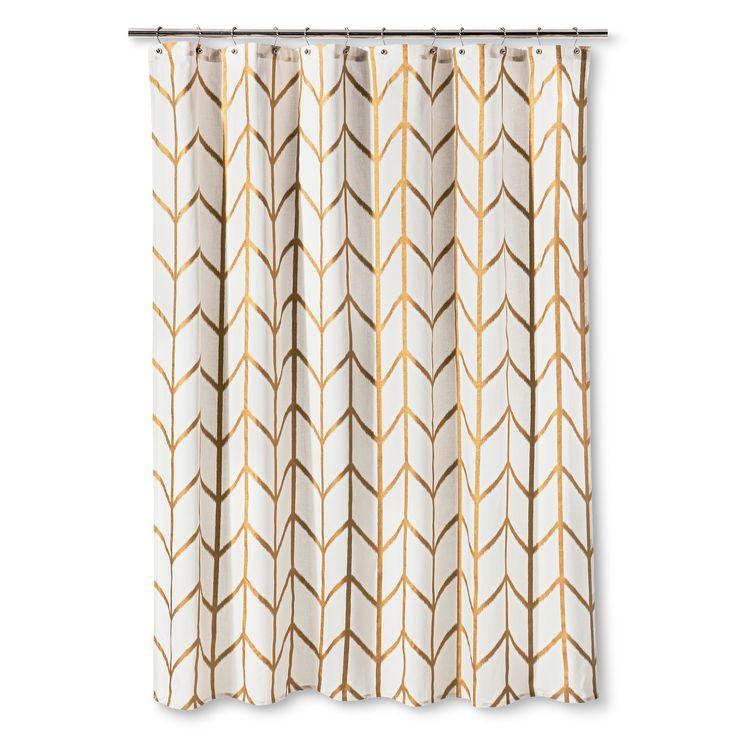 Best 25 Gold Shower Curtain Ideas On Pinterest Neutral
