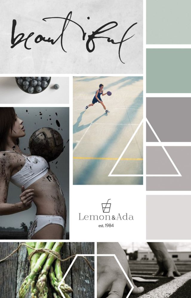 Recent werk; Re-branding #leonieverver #branding #re-branding #moodbord