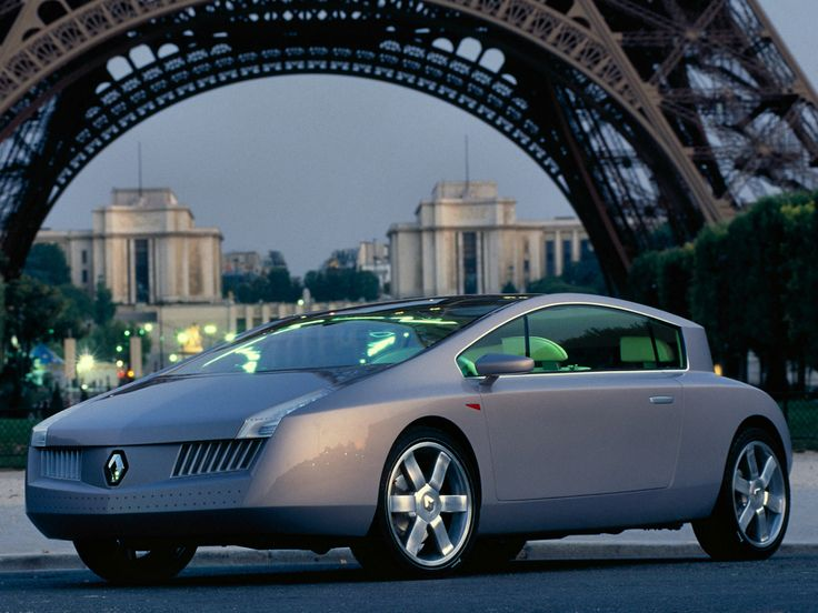 Renault VelSatis Concept : Lesconcept-cars qui ont marqué l'automobile française - Linternaute