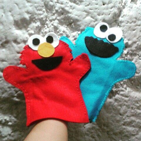 Elmo y Come Galletas