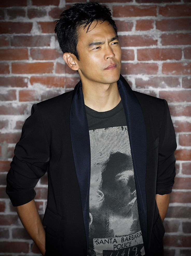 "Oh No They Didn't! - John Cho looking particularly edible in ""Untitled"" magazine"