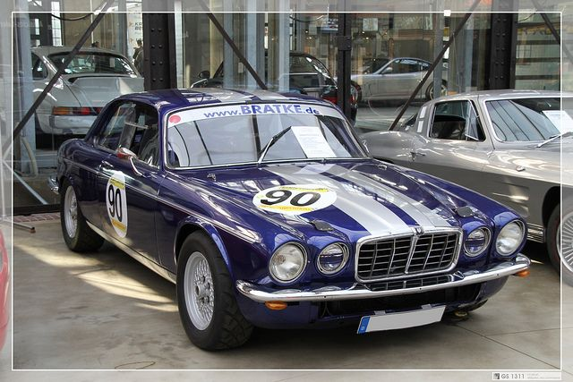 Jaguar XJ 6 Series II Coupe Racing