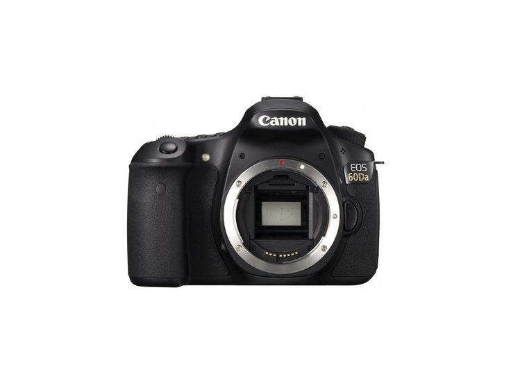 Canon EOS 60Da 18.0 MP CMOS Digital Astrophotography SLR Camera with 3.0-inch Vari-Angle LCD. Increased IR sensitivity for astrophotography. 18.0 Megapixel CMOS (APS-C) sensor, ISO 100-6400. Vari-angle 3.0-inch Clear View LCD monitor. Newly bundled Remote Controller Adapter RA-E3. Compatible with Canon's extensive family of EF and EF-S lenses and EOS accessories.