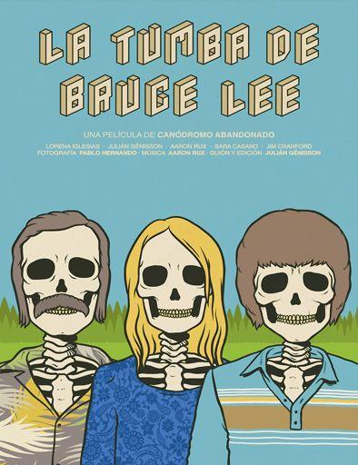 Poster de La tumba de Bruce Lee