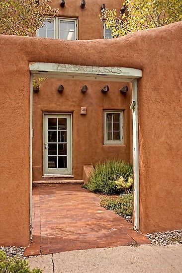 17 best images about adobe houses on pinterest