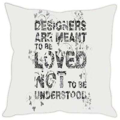 Sleep Nature's Design Quotes Printed Cushion Covers Cushion Covers on Shimply.com