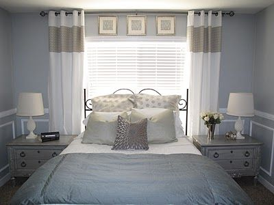 Remodelaholic | Beautifying the Master Bedroom