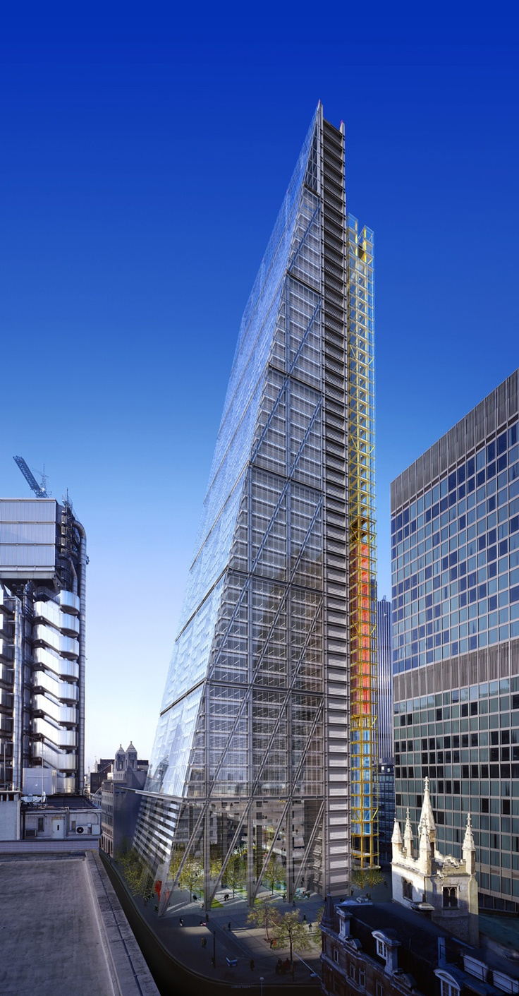 Architecture Buildings In London 18 best leadenhall building london images on pinterest