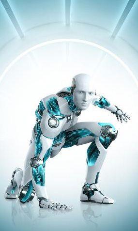Smart Security Robot By Puppetworks Studios Robotics
