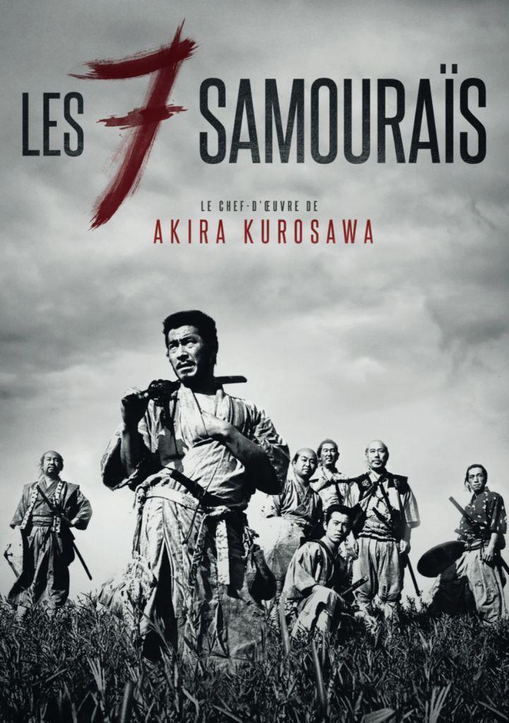 Les 7 samouraïs, d'Akira Kurosawa, 1954  http://www.allocine.fr/film/fichefilm-297/photos/detail/?cmediafile=21008198