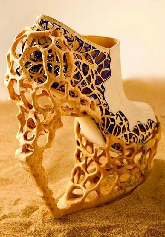 Biomimetica shoes