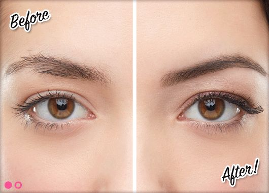 Benefit Cosmetics - brow wax services by benefit #benefitcosmetics