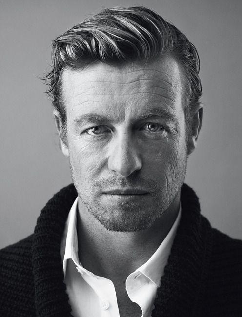 """Simon Baker. Un bon actor amb papers irònics i humans, i té """"perxa""""!"""