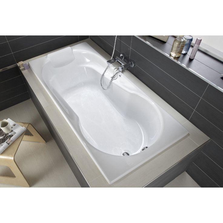 1000 id es sur le th me baignoire acrylique sur pinterest baignoire asym trique baignoire d. Black Bedroom Furniture Sets. Home Design Ideas