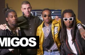 Migos Interview In London with Tim Westwood