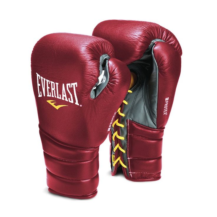 Time to get going! Everlast Protex 3 Professional Boxing Gloves