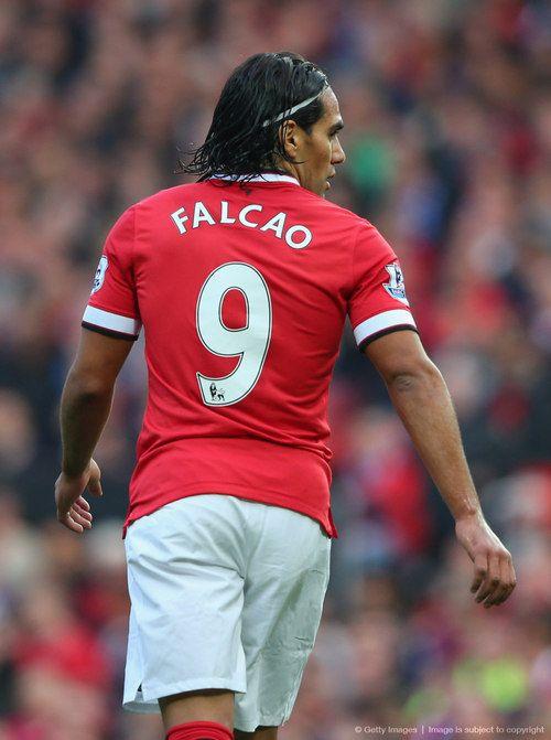 Falcao Garcia - Manchester United