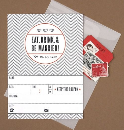 18 best Wedding Invitations images on Pinterest Invitation ideas - best of wedding invitation card ideas pinterest