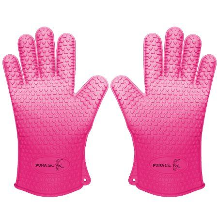 Silicone Cooking Gloves, the Perfect Silicone BBQ Gloves & Grill ...