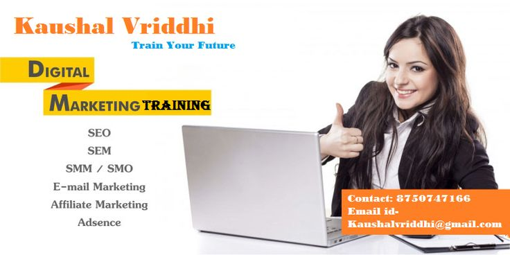 Course Name-Digital Marketing Overview Course Duration- 1 month On job training provided 100% placement assistance Register for Free Demo session. Institute Name--http://www.kaushalvriddhi.com/ Contact No- 8750747166 #digitalmarketingtraininginstituteinnoida #digitalmarketingtrainingprogram #digitalmarketingcourse