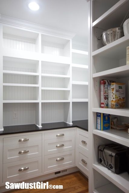 Walk In Pantry Kitchen Pinterest Pantry Beads And