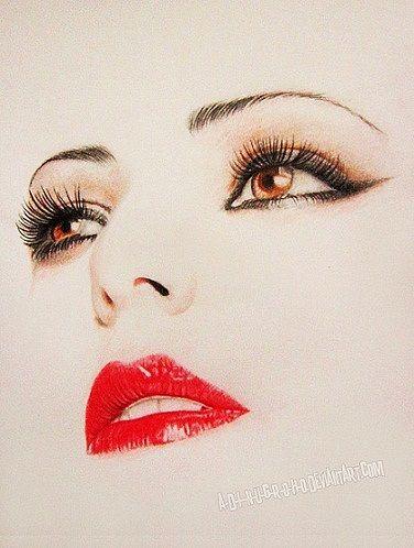 Realistic Pencil Portraits by Adi Nugroho