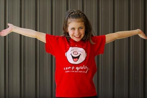 Host a dining event and help kids living with cancer