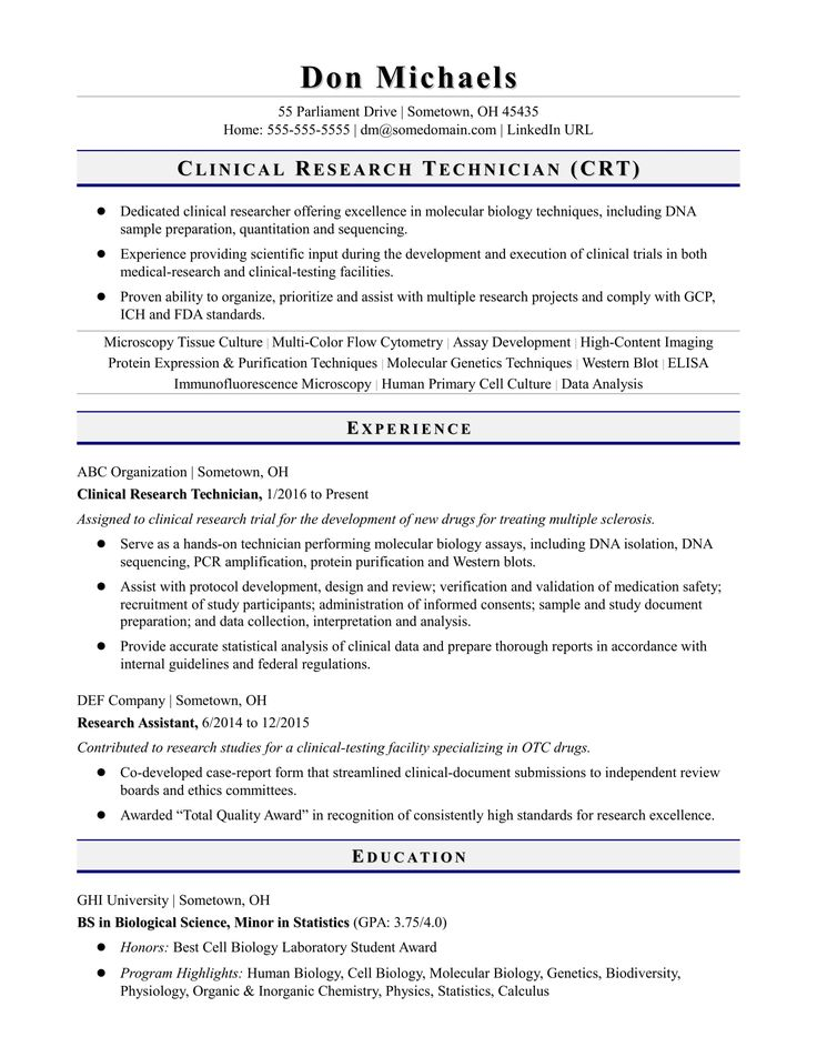 Biology Student Resume Check more at http//resume.rezagi