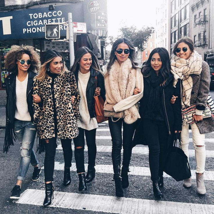 Brunching with my fashionable girlfriends in NYC.||that sounds amazing, a nice brunch in the midst of spring starting with the girlfriends, need to try this!||pin: roisin_sou