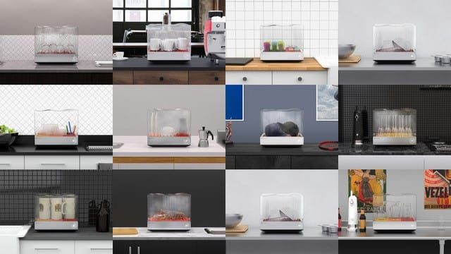 This New Countertop Dishwasher Is A Game Changer For Small