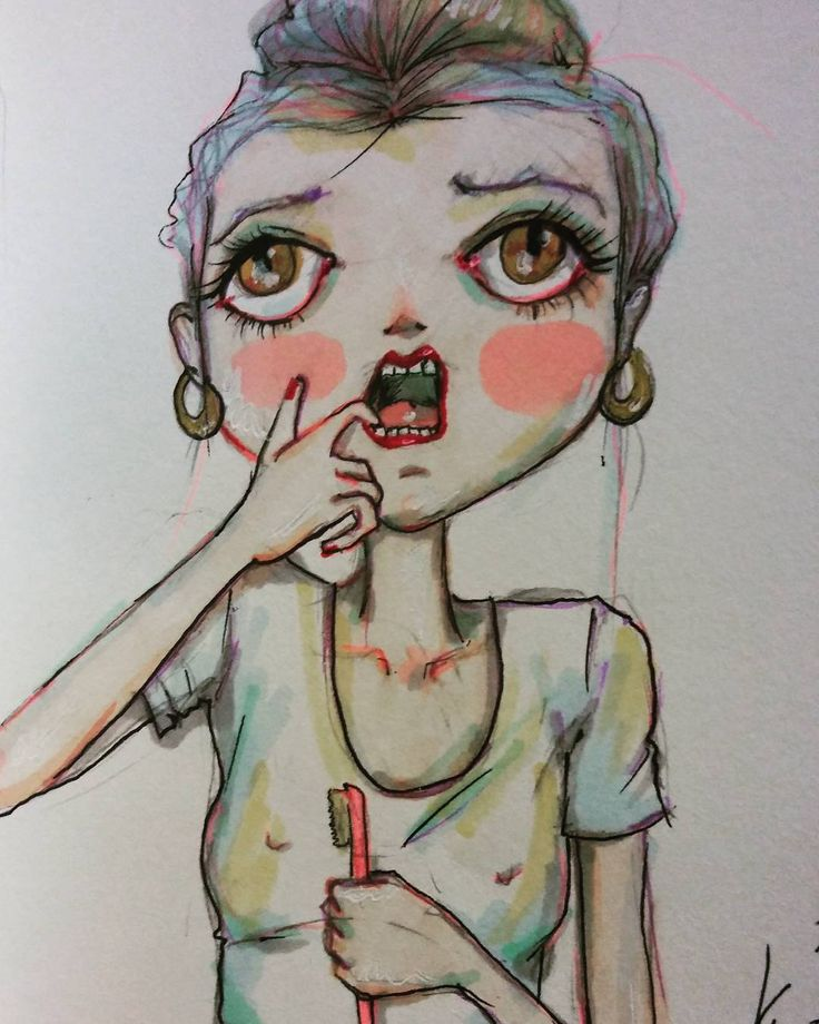 Mierda entre dientes