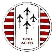 """The Red Aces was the Philippine Air Forceaerobatic team.The Red Aces was formed in 1971 from the 7th Tactical Fighter Squadron of the 5th Fighter Wing based at the Basa Air Base, Pampanga.They flew F-86 Sabre fighters. In 1974, the team was merged together with the """"Golden Sabres"""" ..."""