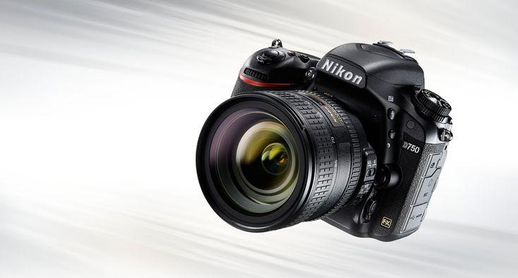 The awesome Nikon D750