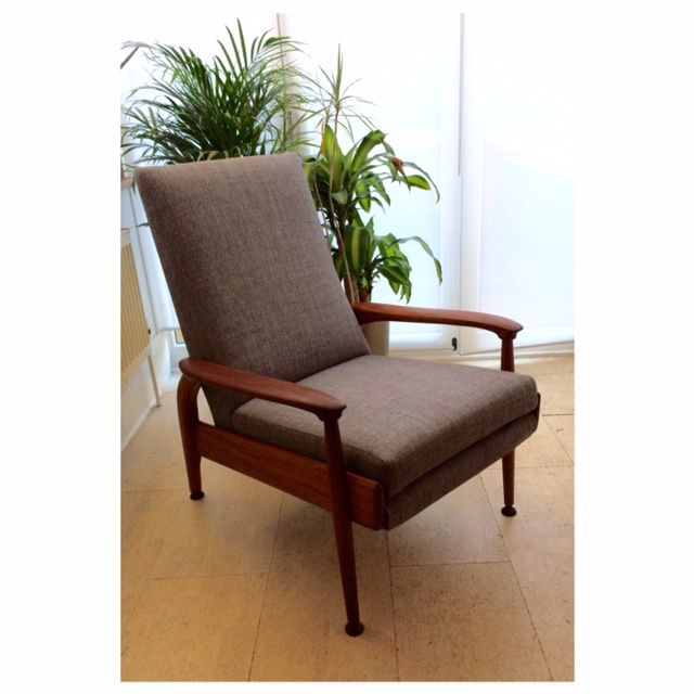 Greaves and Thomas reclining armchair