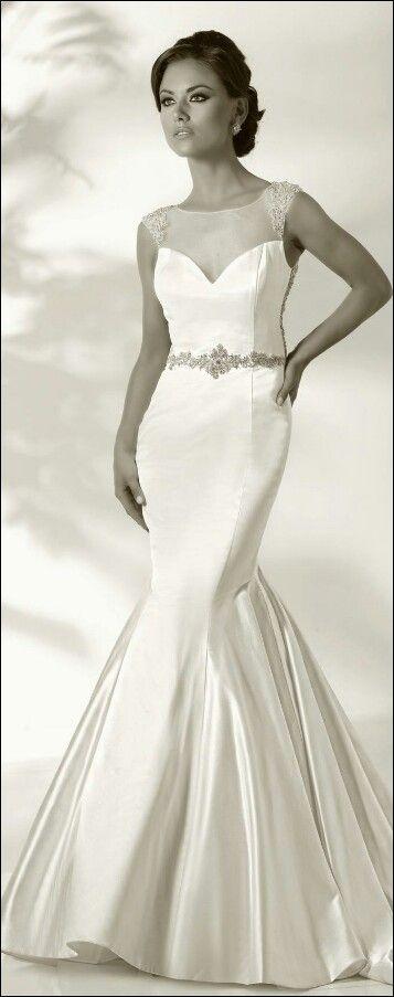 15 besten My wedding dress❤ ❤ ❤ Bilder auf Pinterest ...