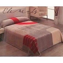Eden manta cobertor para camas de 135 mod. Elements