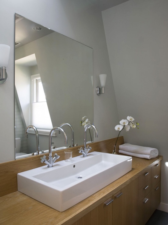 frameless bathroom vanity mirrors best modern inside design decorating