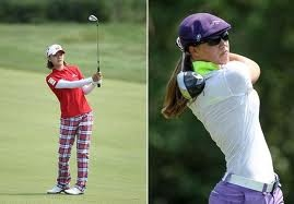 There are two very important reasons why ladies need to be suitably attired when they are playing golf. #Golf #Sports #Clothing